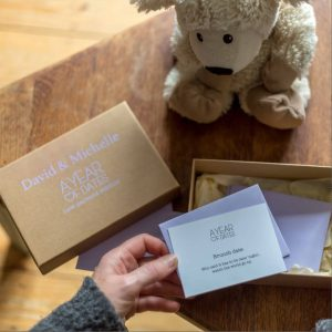 new parents box a year of dates